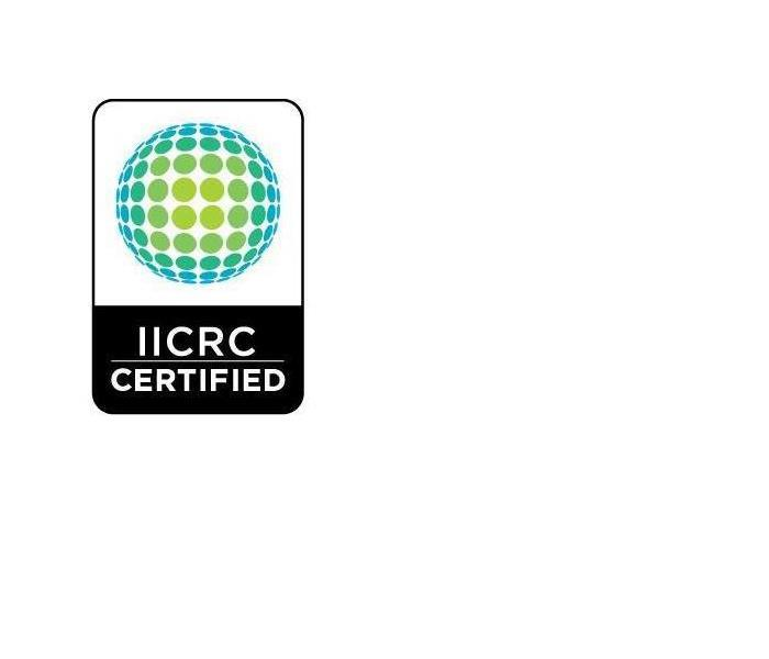 SERVPRO of South Livingston is an IICRC Certified Firm.