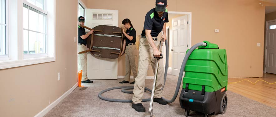 Livingston, LA residential restoration cleaning